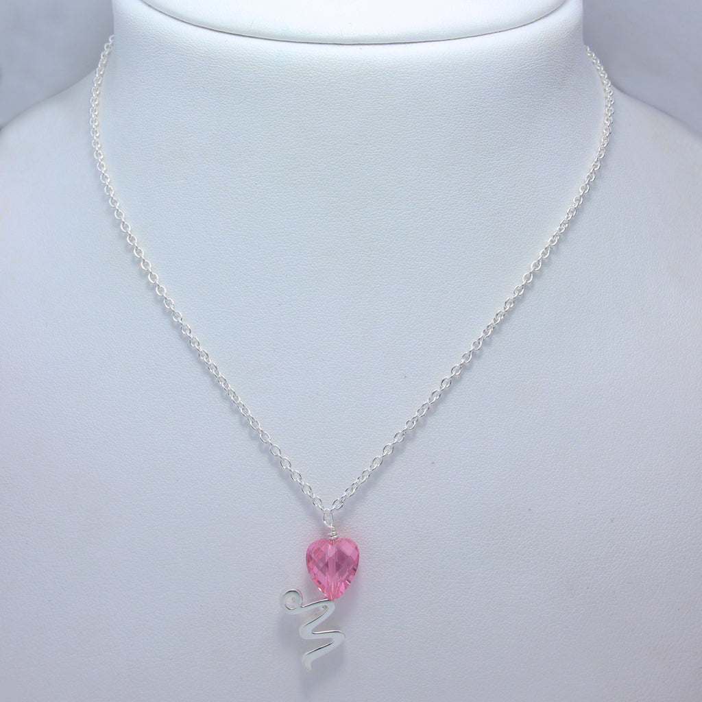 Sterling Silver Necklace 70cm