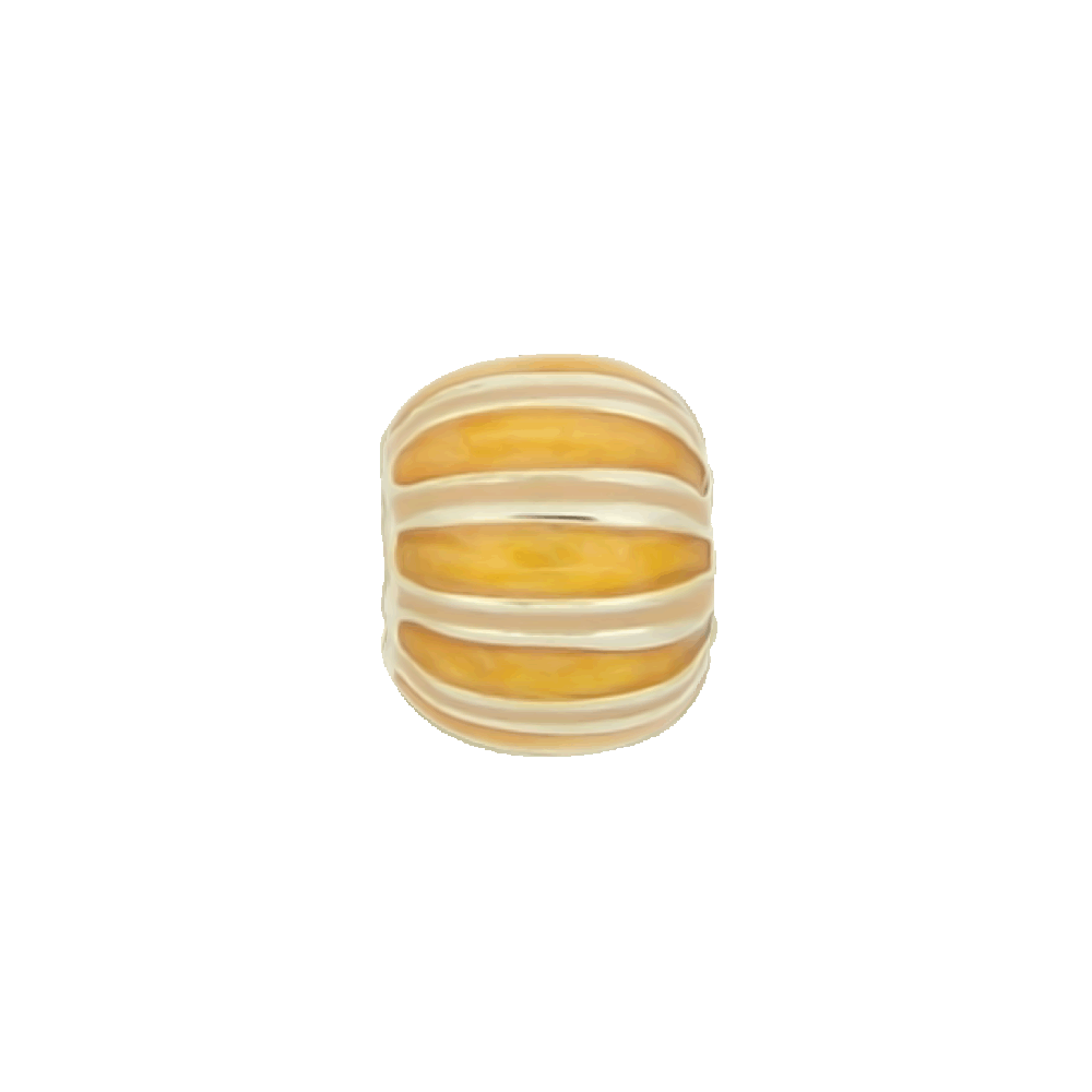 Yellow Candy Bead