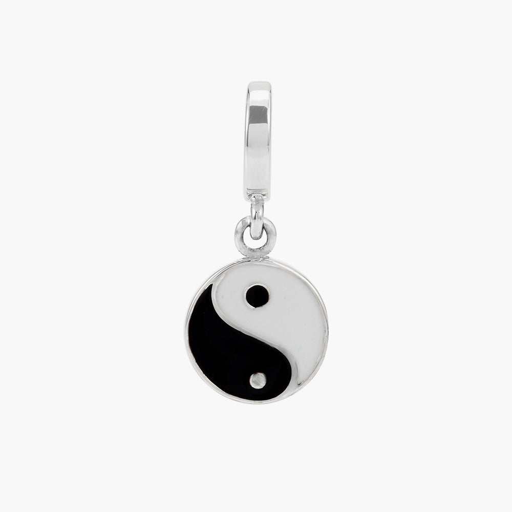 Yin-Yang Dangle Bead