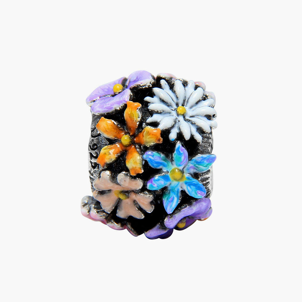 Flower Bouquet Bead