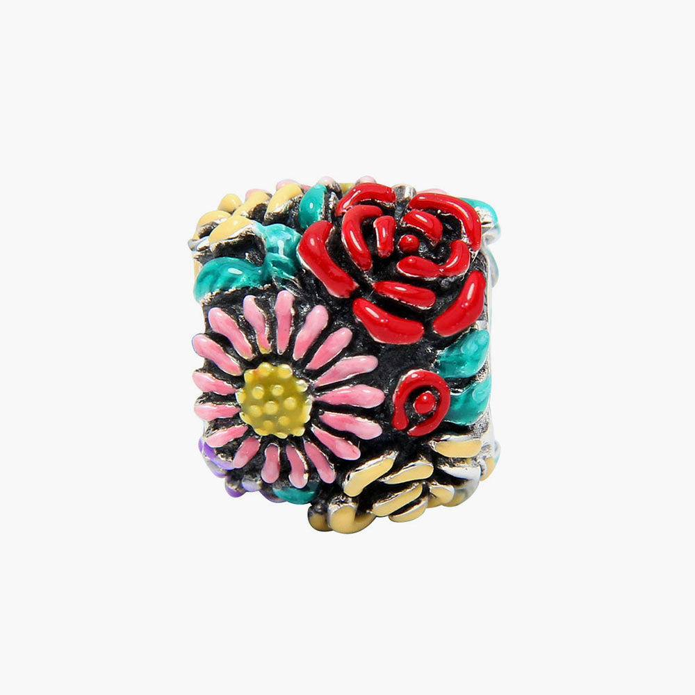 Retro Bouquet Bead