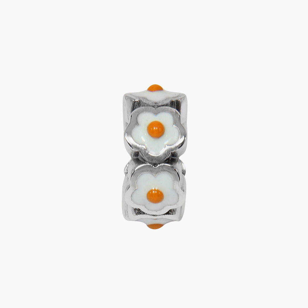 Beca Daisy Spacer Bead