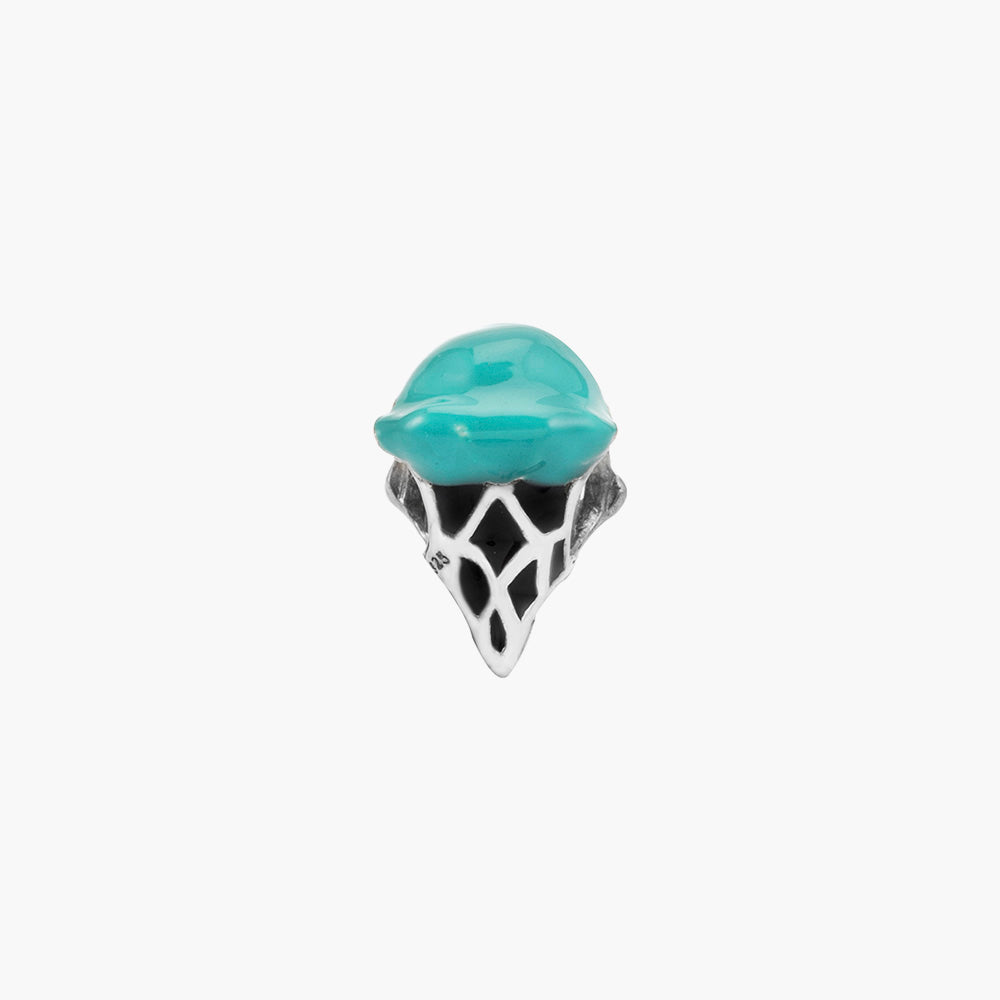 Mint Ice cream Bead