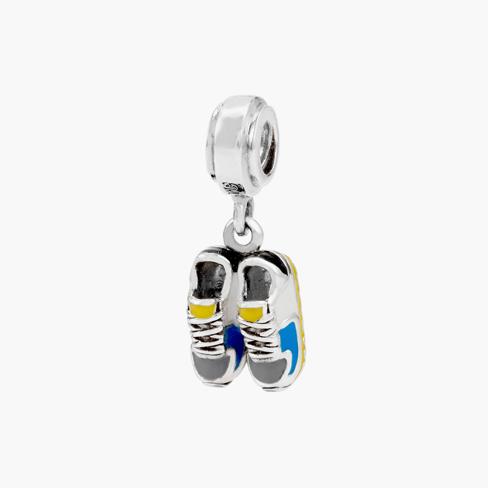 Sport Shoes Dangle Bead