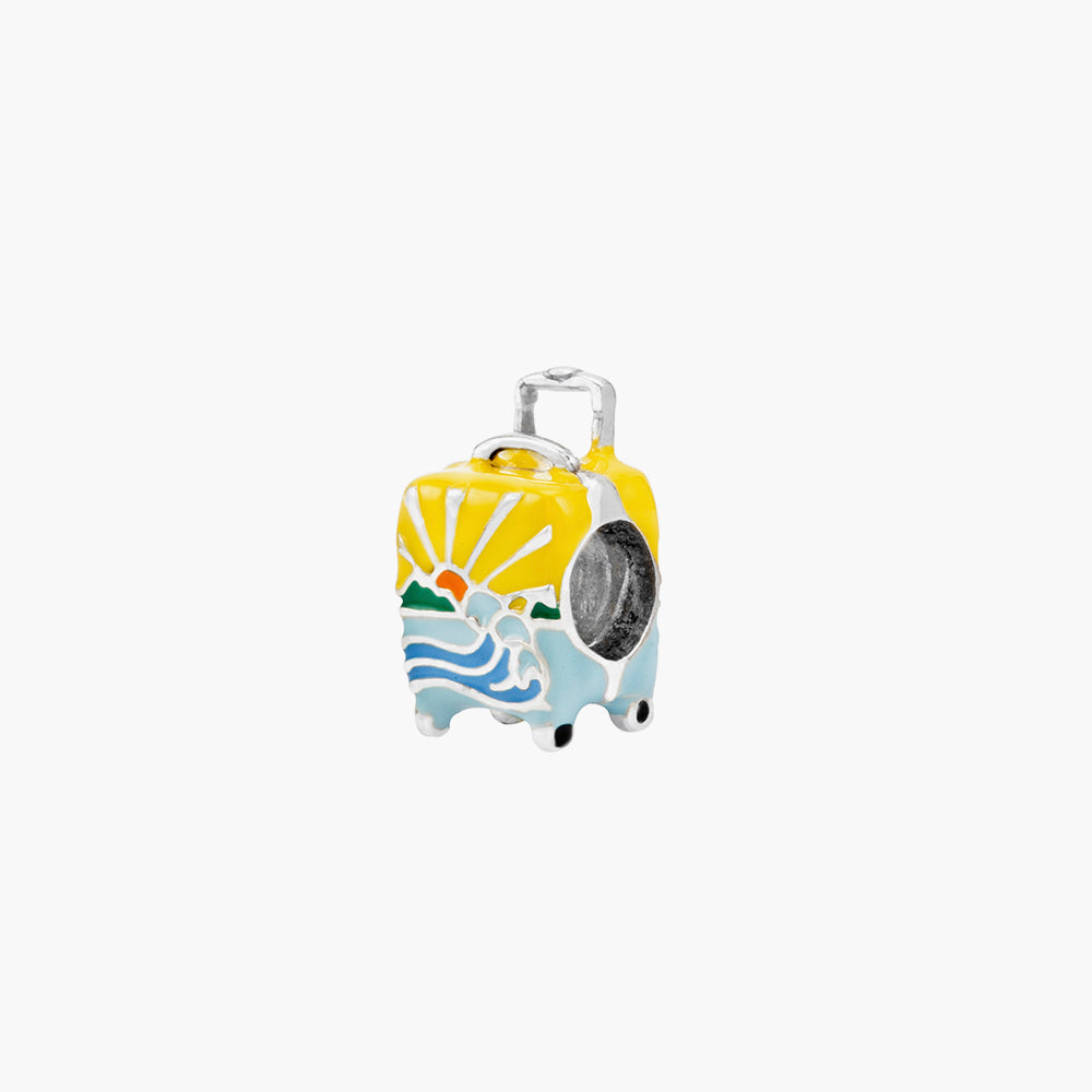 Summer Suitcase  Bead