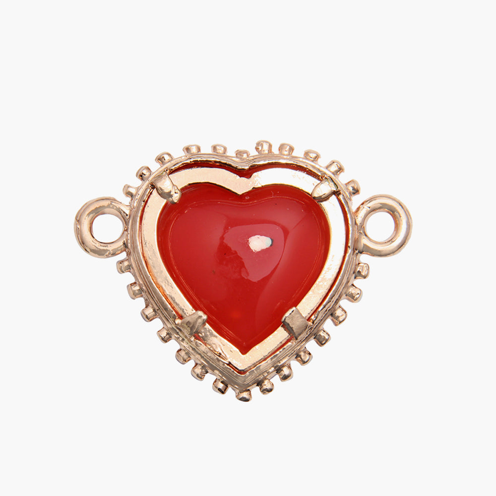 Si-Pueng Red Heart Amulet
