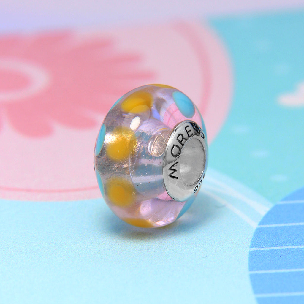 Easter Murano Glass Bead