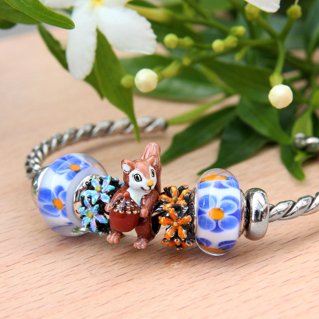 Squirrel Zara Bead