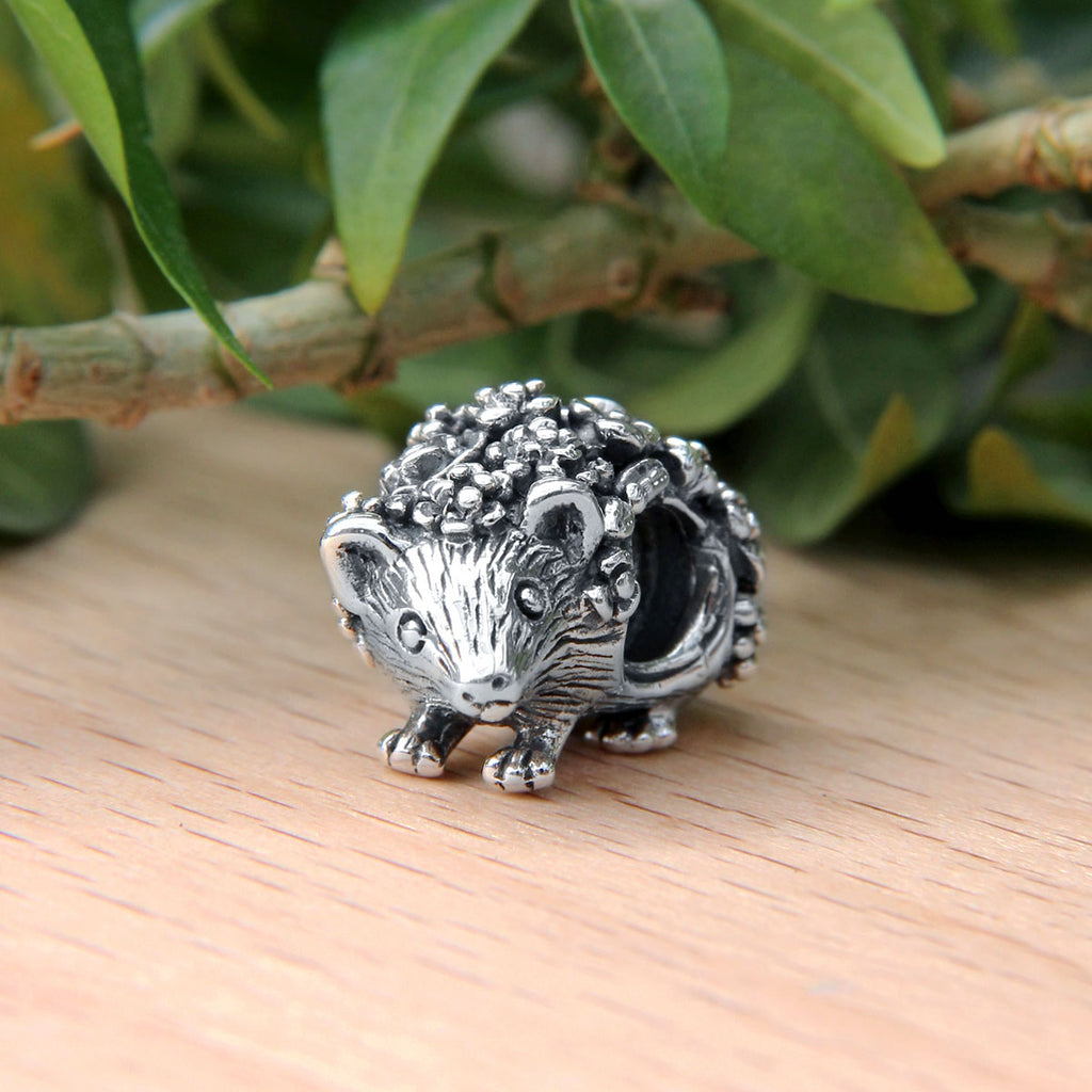 Hedgehog Flower Bead