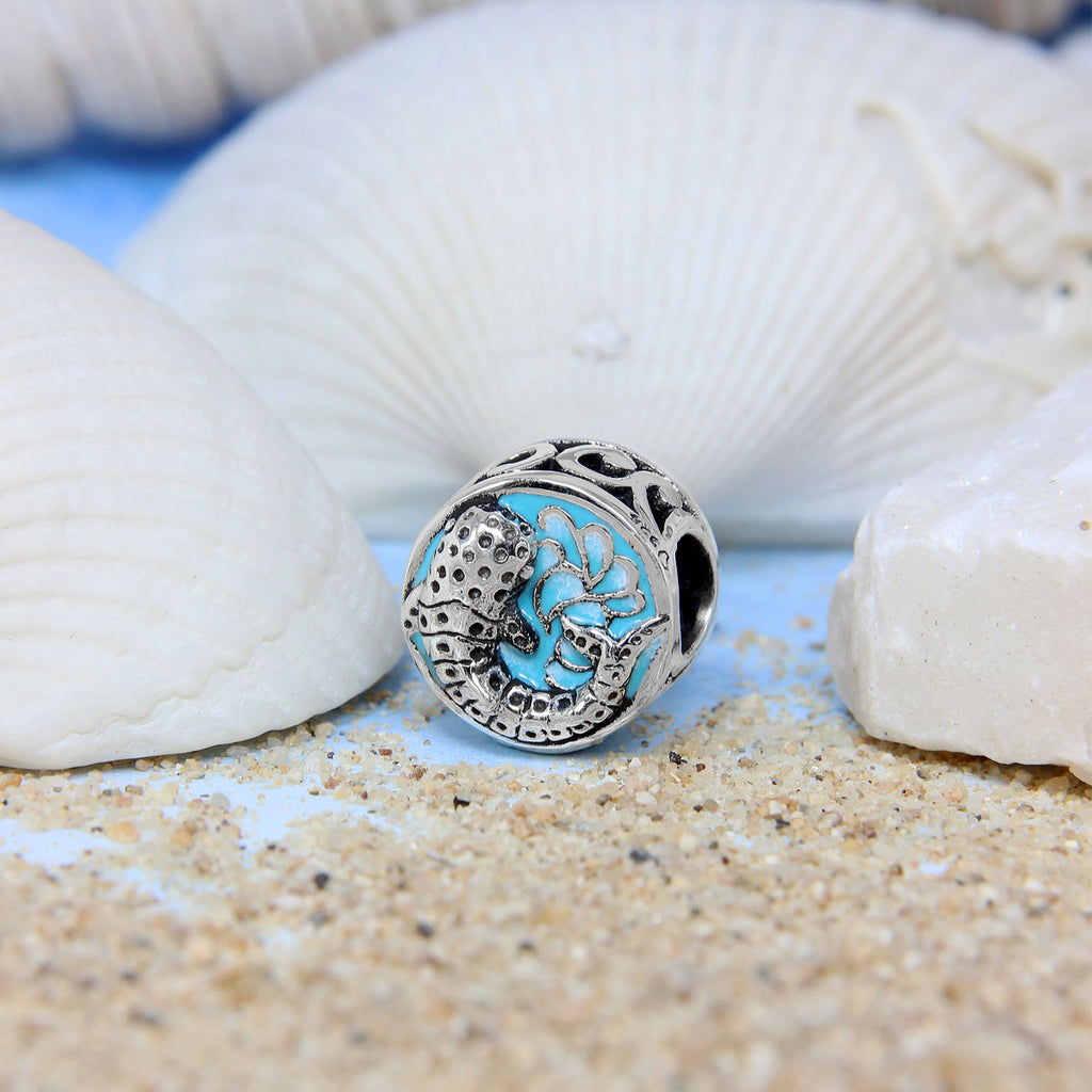 Whale Shark Trio Bead