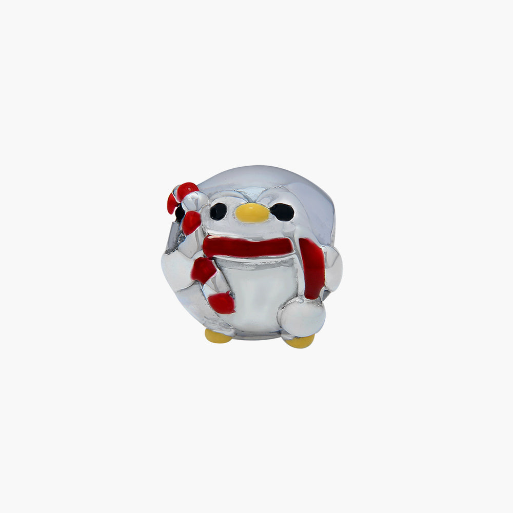 Mr.Puddles Penguin Bead