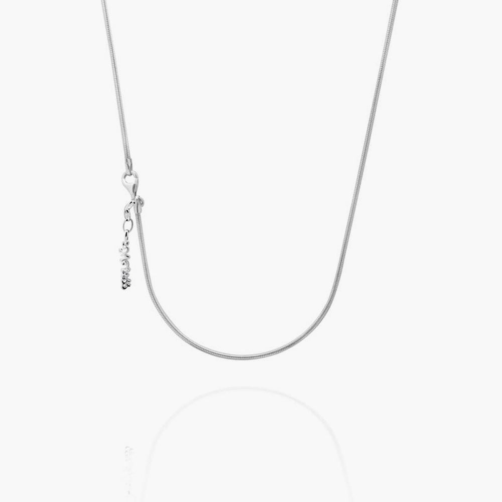 Sterling Silver Necklace 45cm
