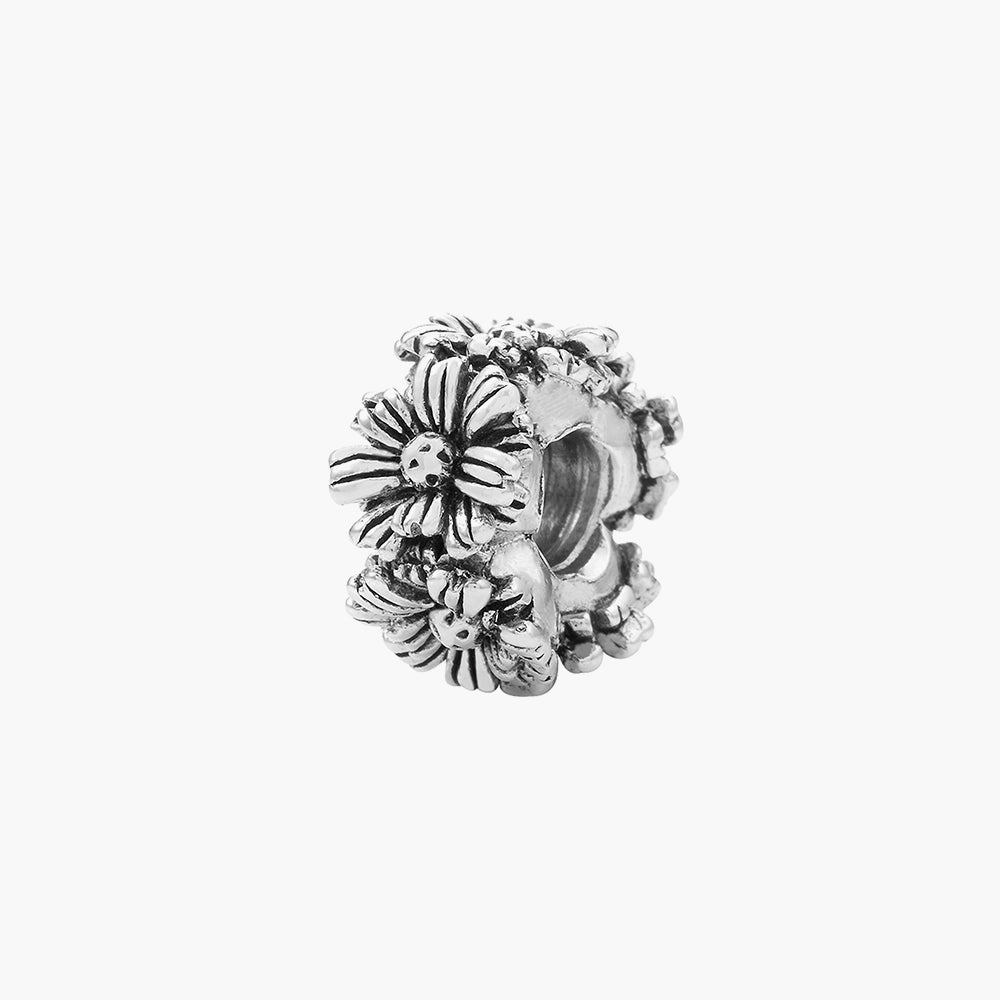 Daisy Spacer Bead