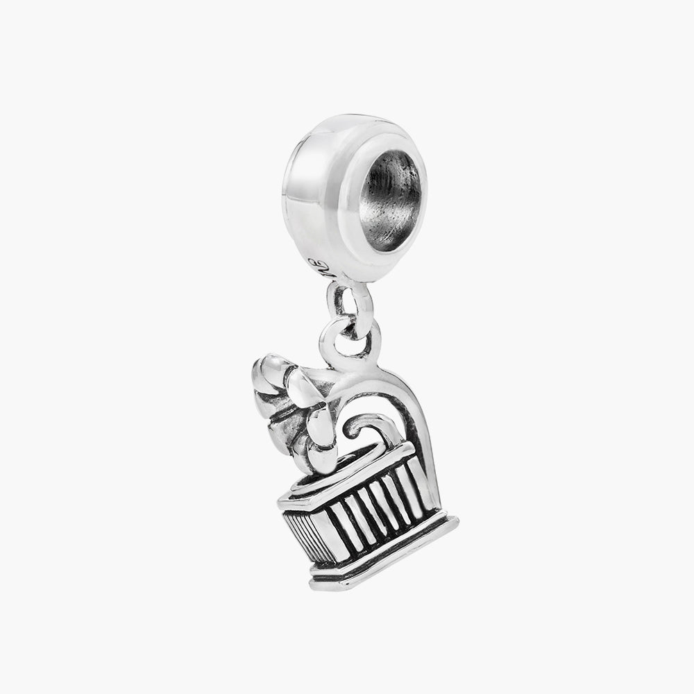 Gramophone Dangle Bead