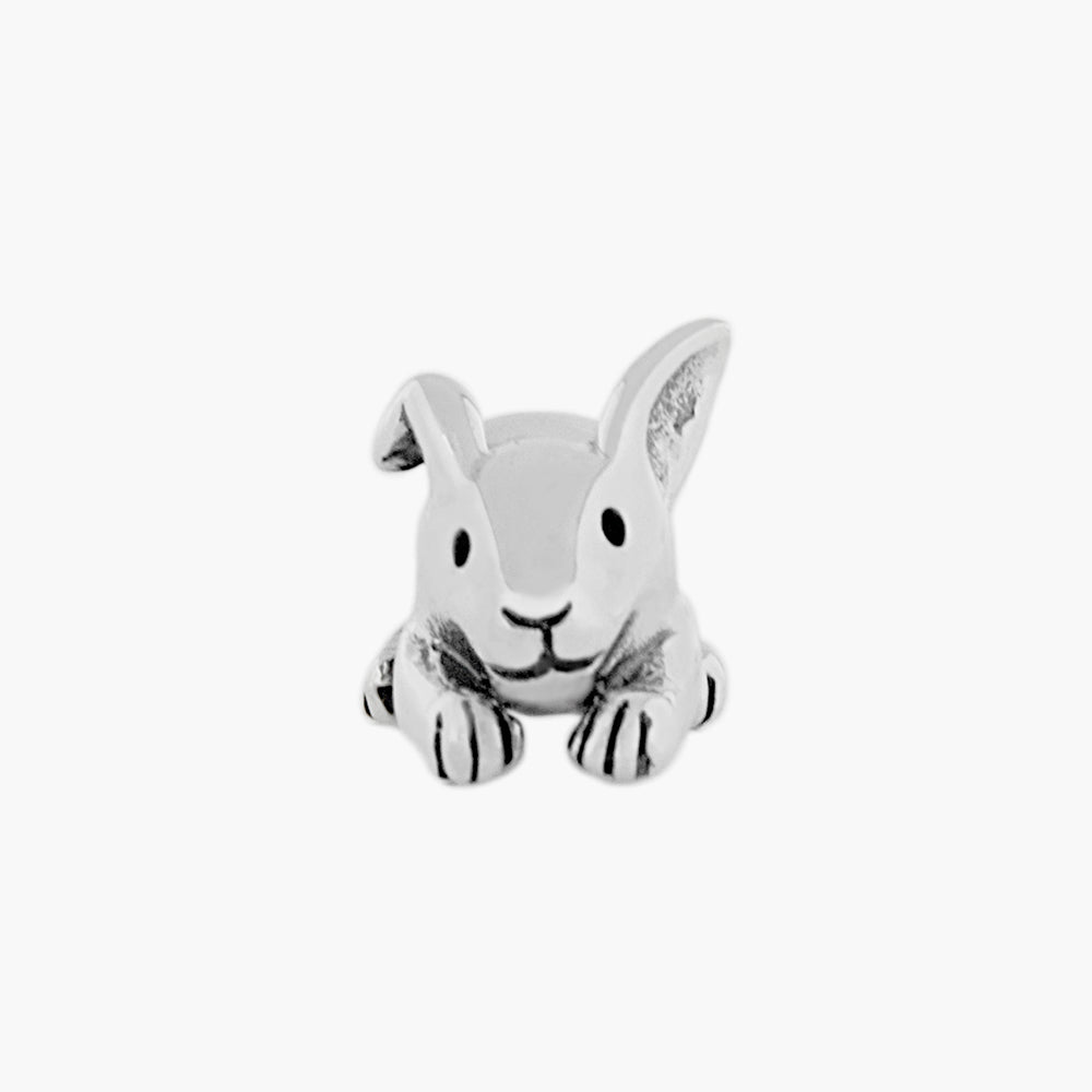 Leaping Bunny Bead
