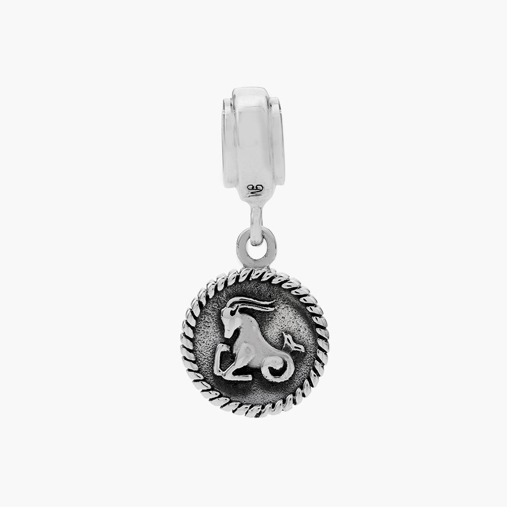 Capricorn Dangle Bead