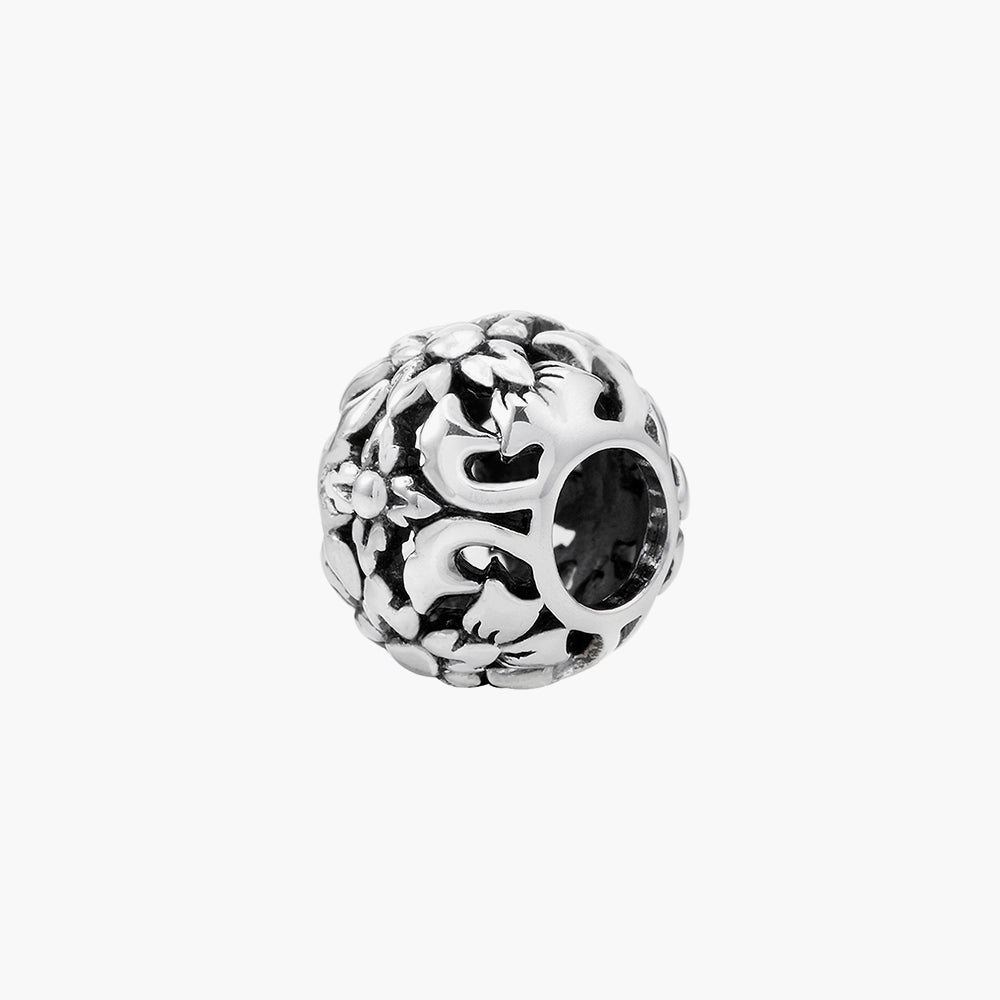 Heritage Silver Bead
