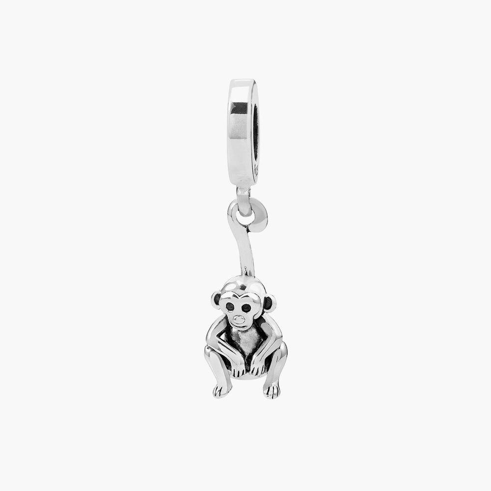 Monkey Dangle Bead
