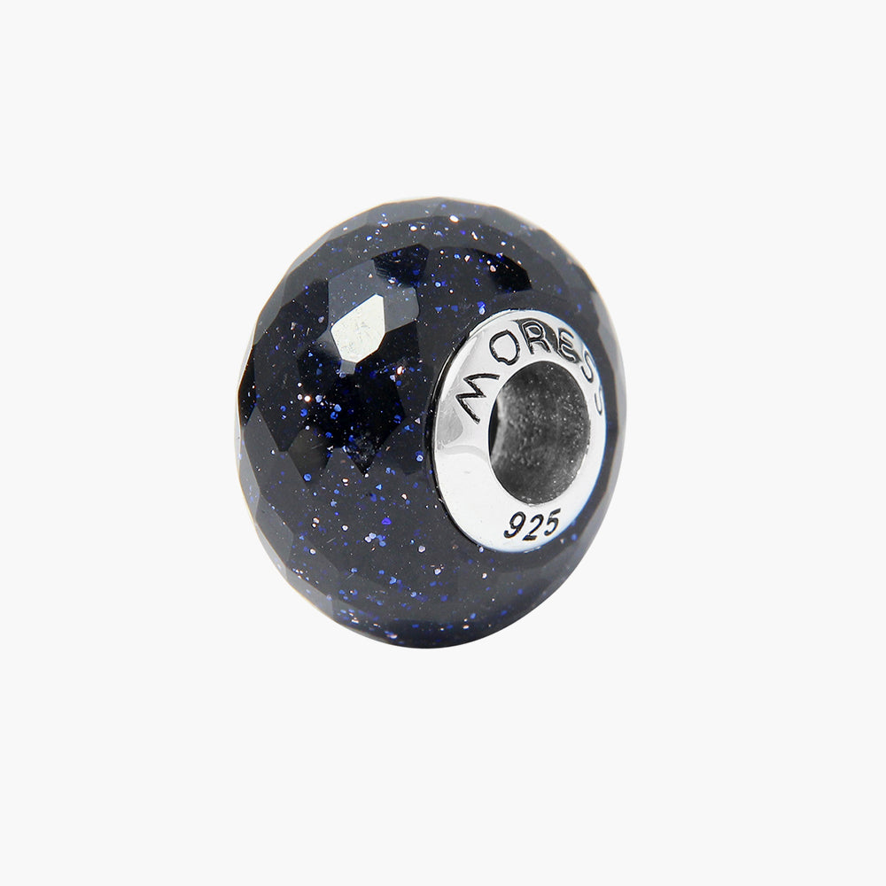 Blue Sunstone Bead