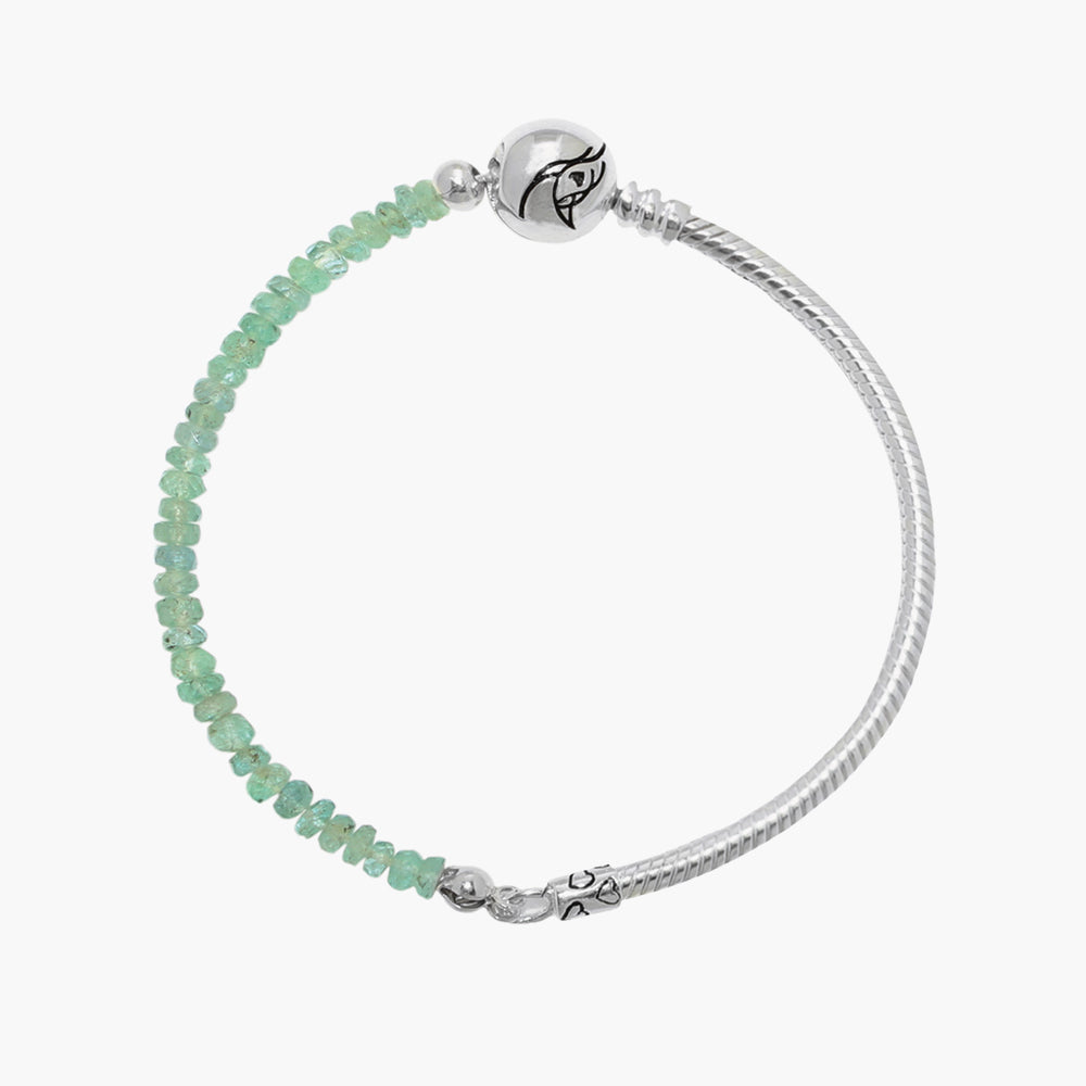 Emerald Stone Bracelet (Limited Edition)