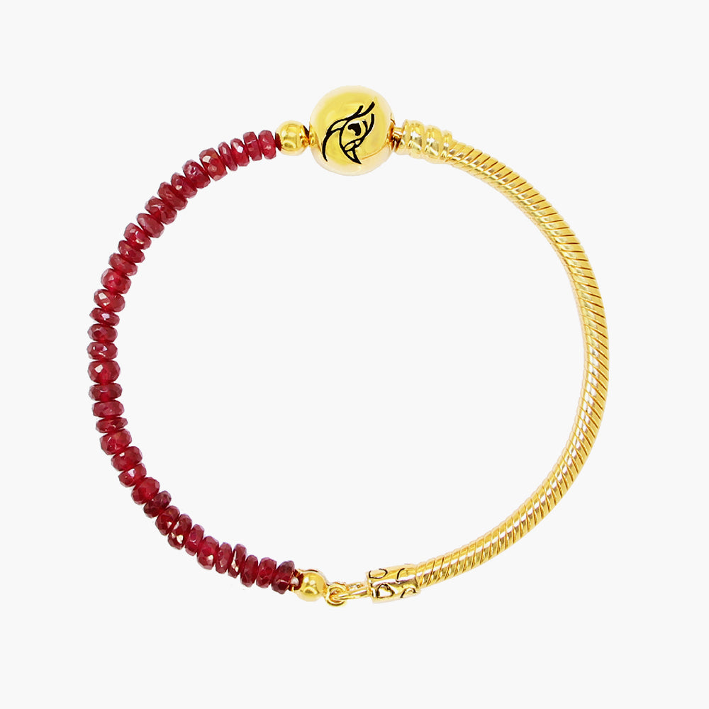 Ruby Stone Bracelet (Limited Edition)