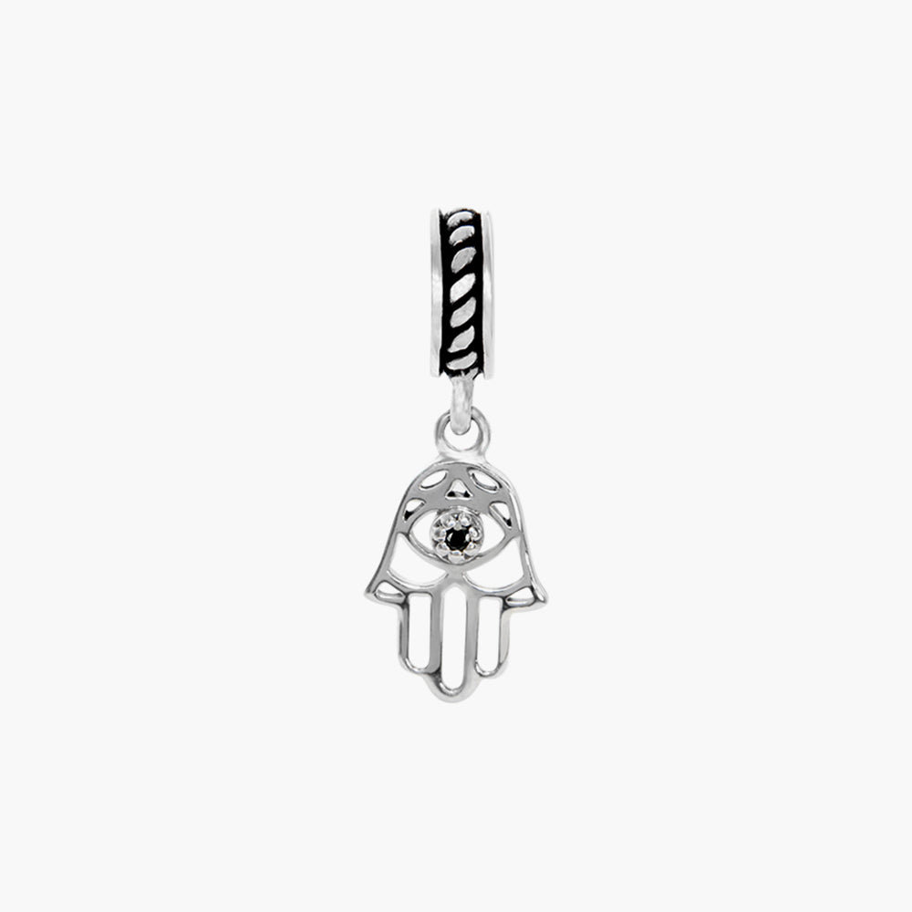 Openwork Hamsa Hand Dangle