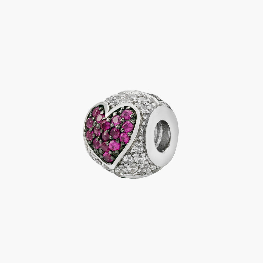 Red Heart Sparkling Bead