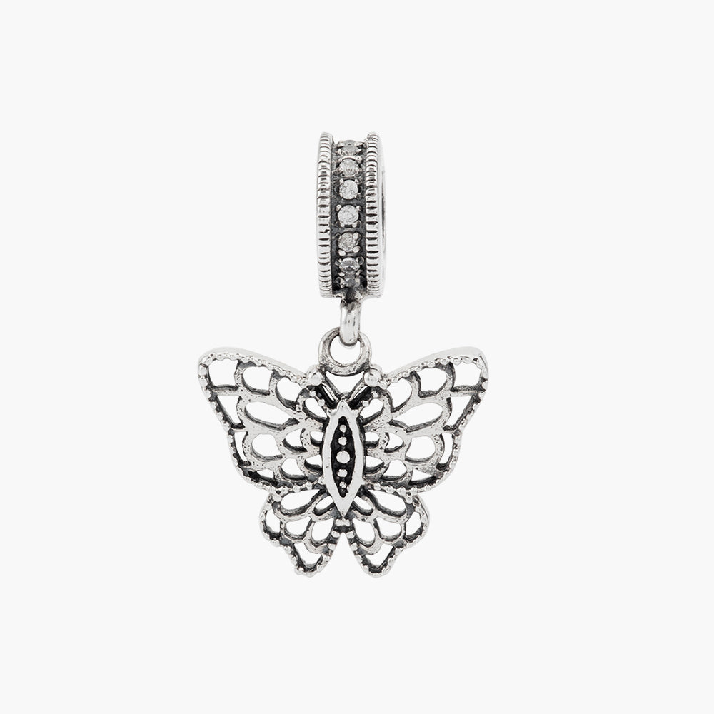 Butterfly Dangle Bead