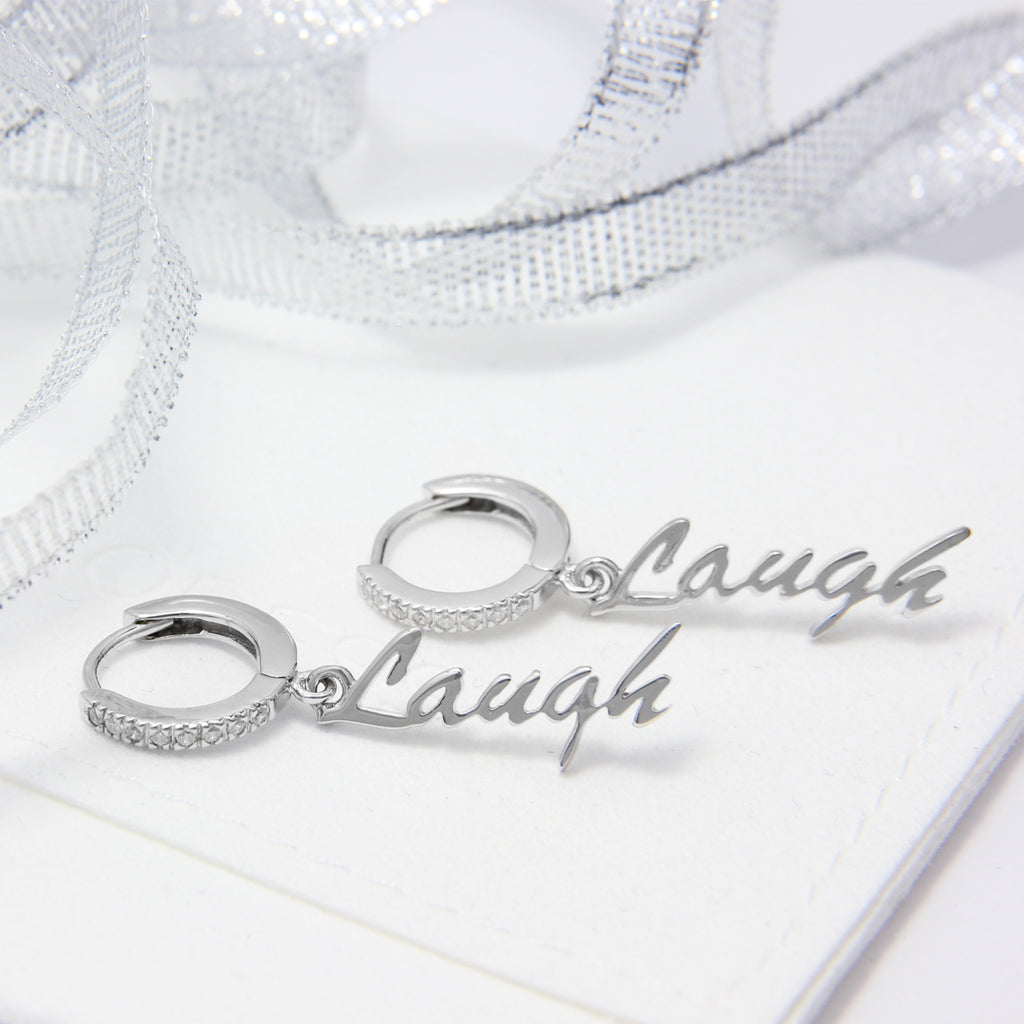 Laugh Earring