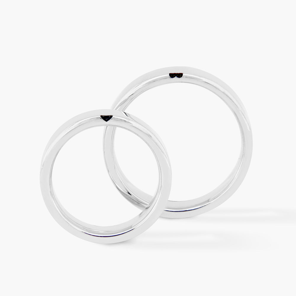 Heart Me Couple Ring