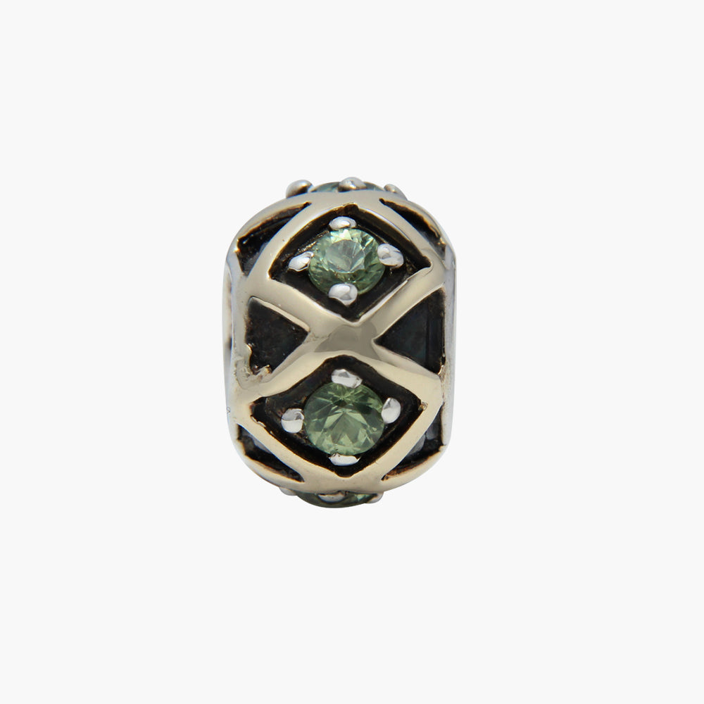 Two-tone Pattern Bead