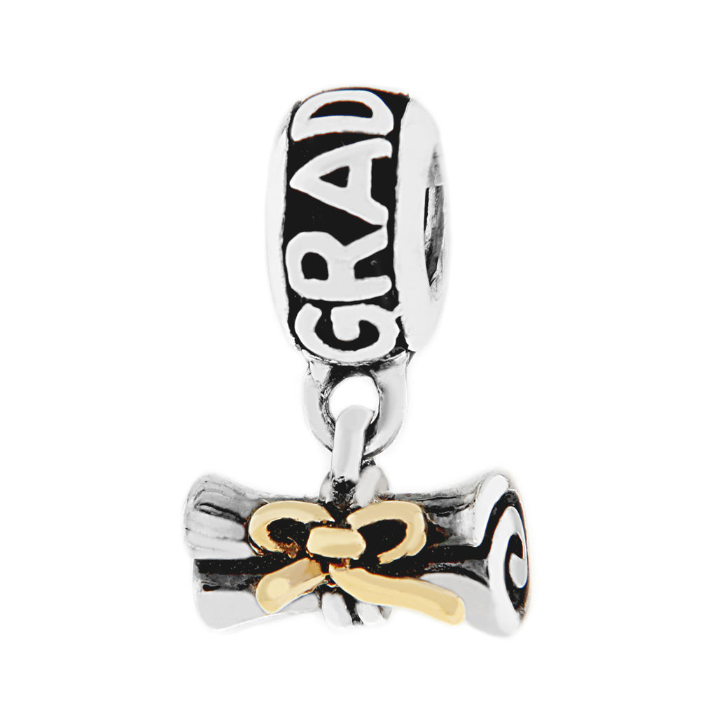 Two-tone Graduation Bead