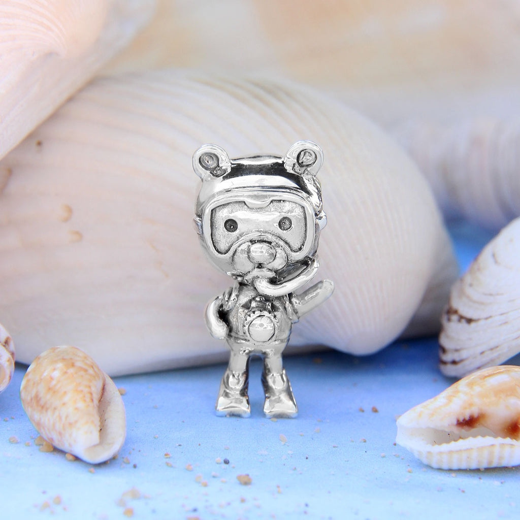 Teddy Scuba Bead