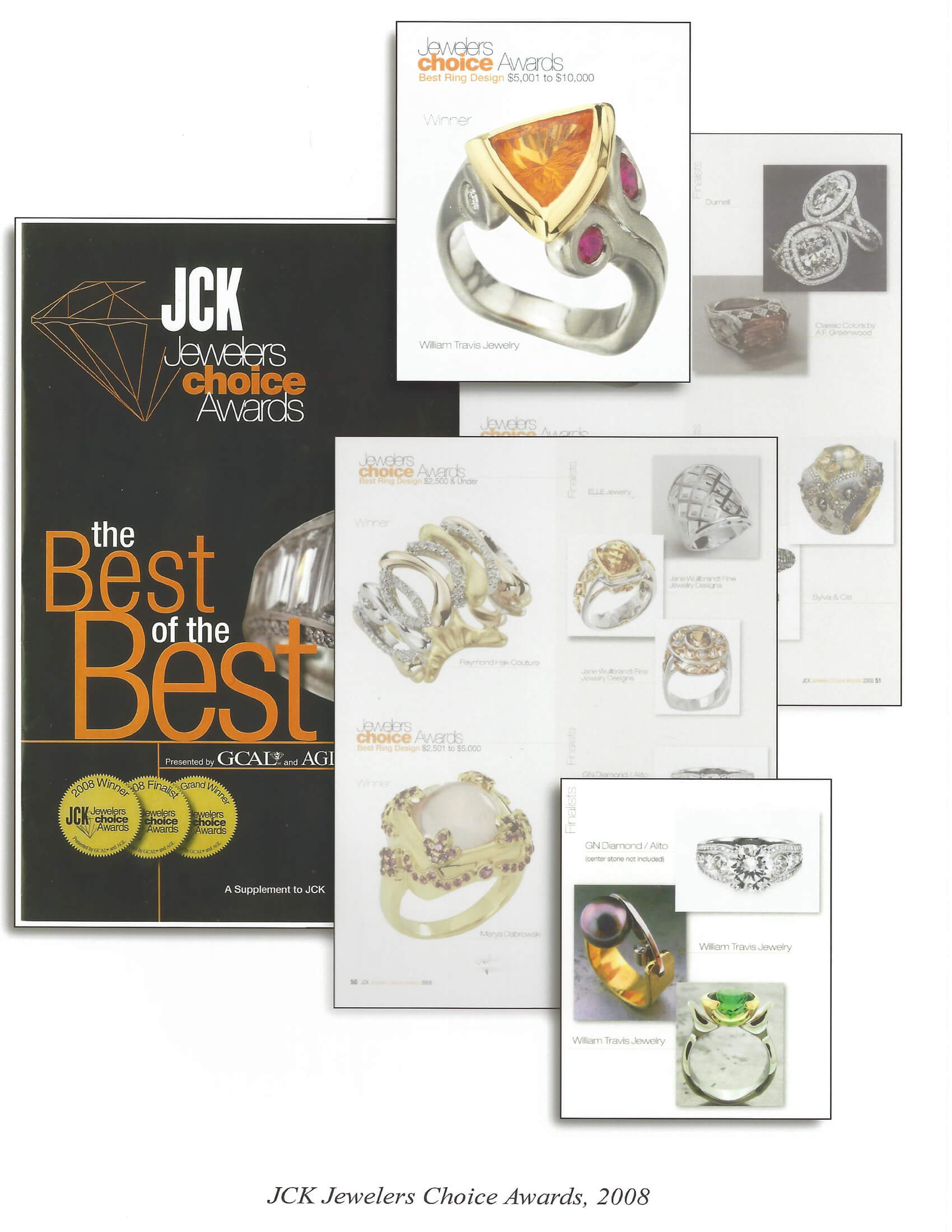 JCK The best of the best 2008
