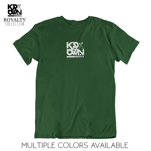 -KROWN ROYALTY - BLOCKED LOGO - MULTIPLE COLORS-