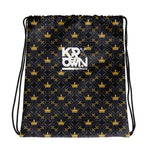 -KROWN ROYALTY - KROWNS DRAWSTRING BAG-