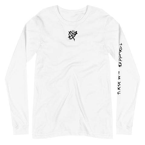 NO LOVE Long Sleeve T