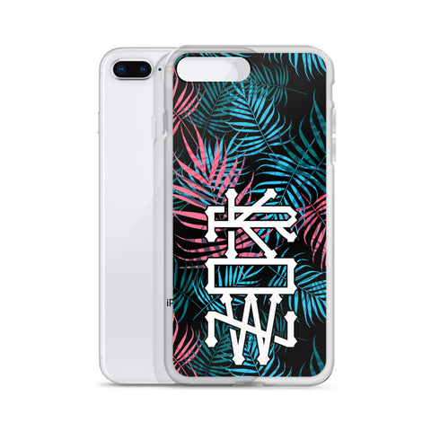 *KRXWN LIFE - PALMS iPHONE CASE*