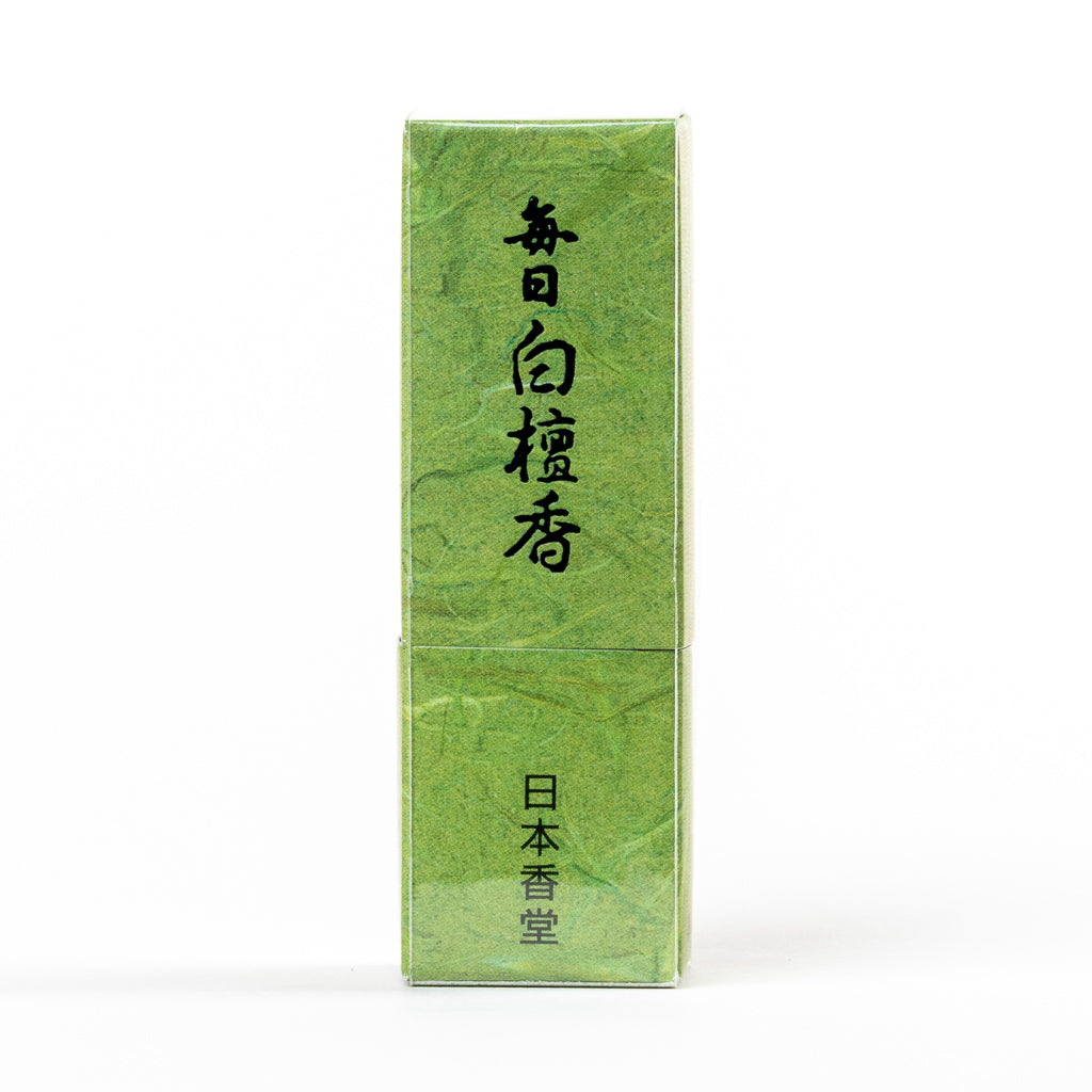 Mainichi Byakudan Sandalwood Japanese Incense