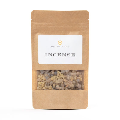 Frankincense Resin Incense: First Grade Indian