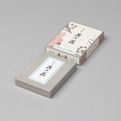 Hana-no-hana Floral Japanese Incense Plastic Box Set