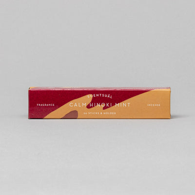 Scentsual Japanese Incense
