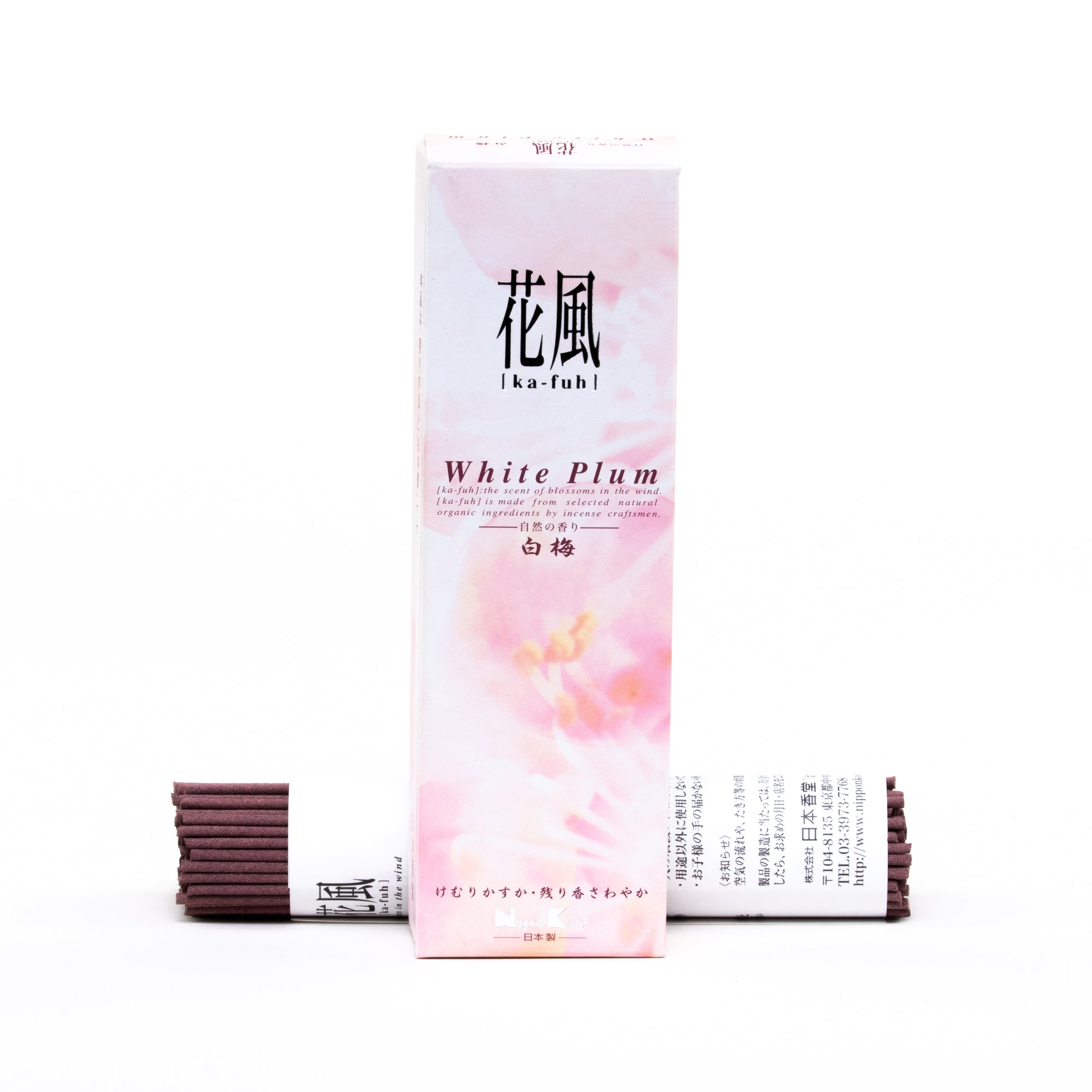 Ka-Fuh White Plum Incense