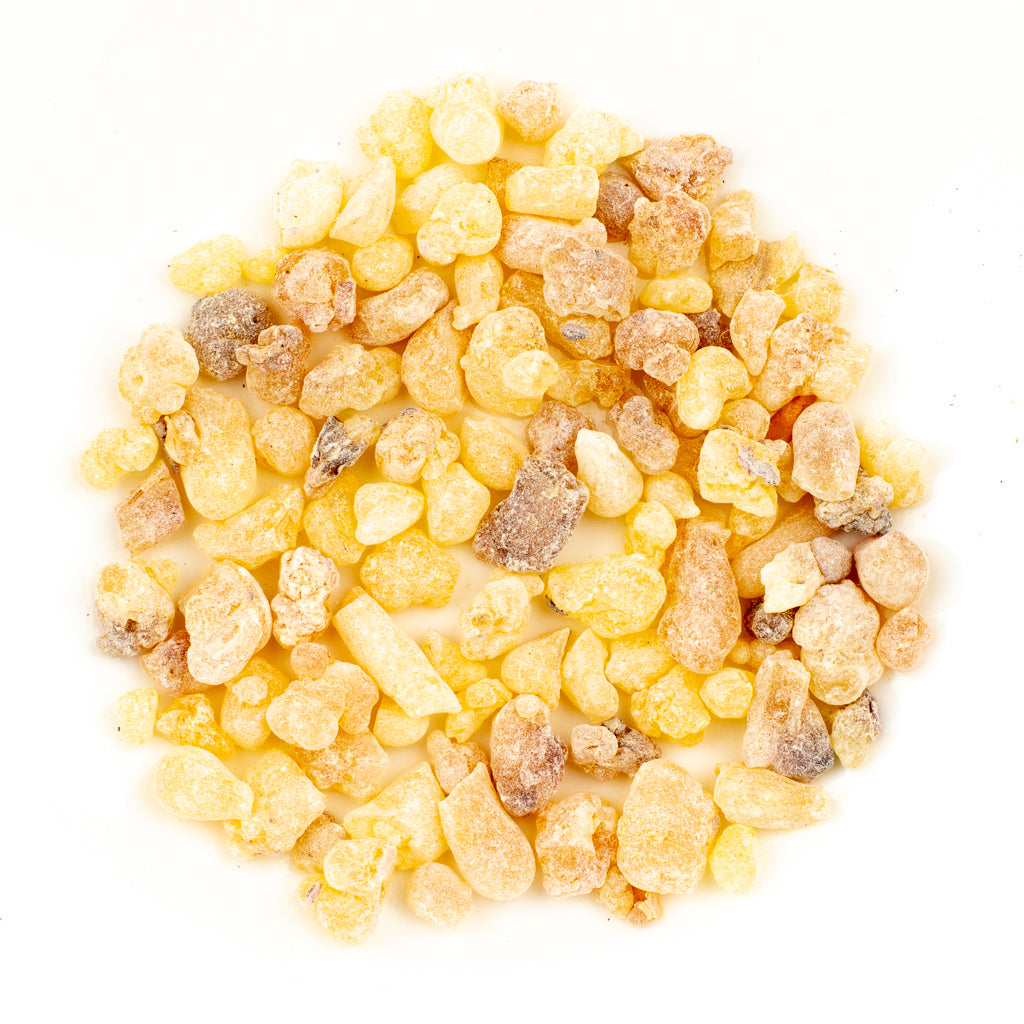Frankincense Resin Incense: First Grade Yemen