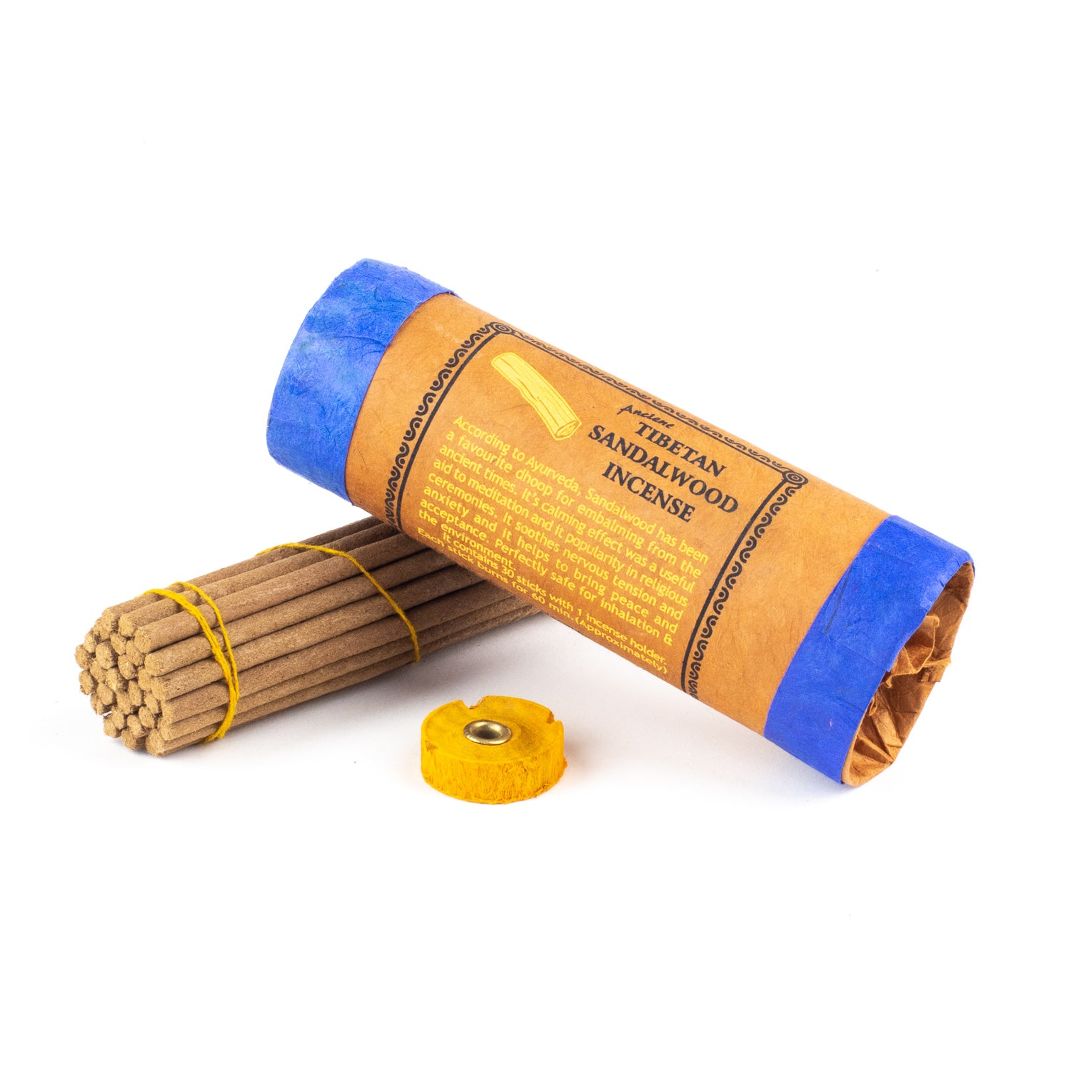 Ancient Tibetan Sandalwood Incense