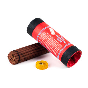 Ancient Tibetan Red Sandalwood Incense