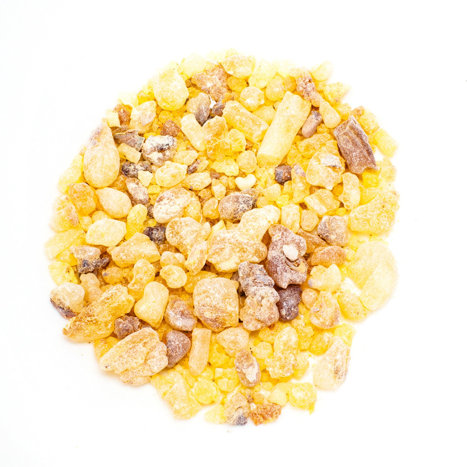 Frankincense Resin Incense, Common Grade