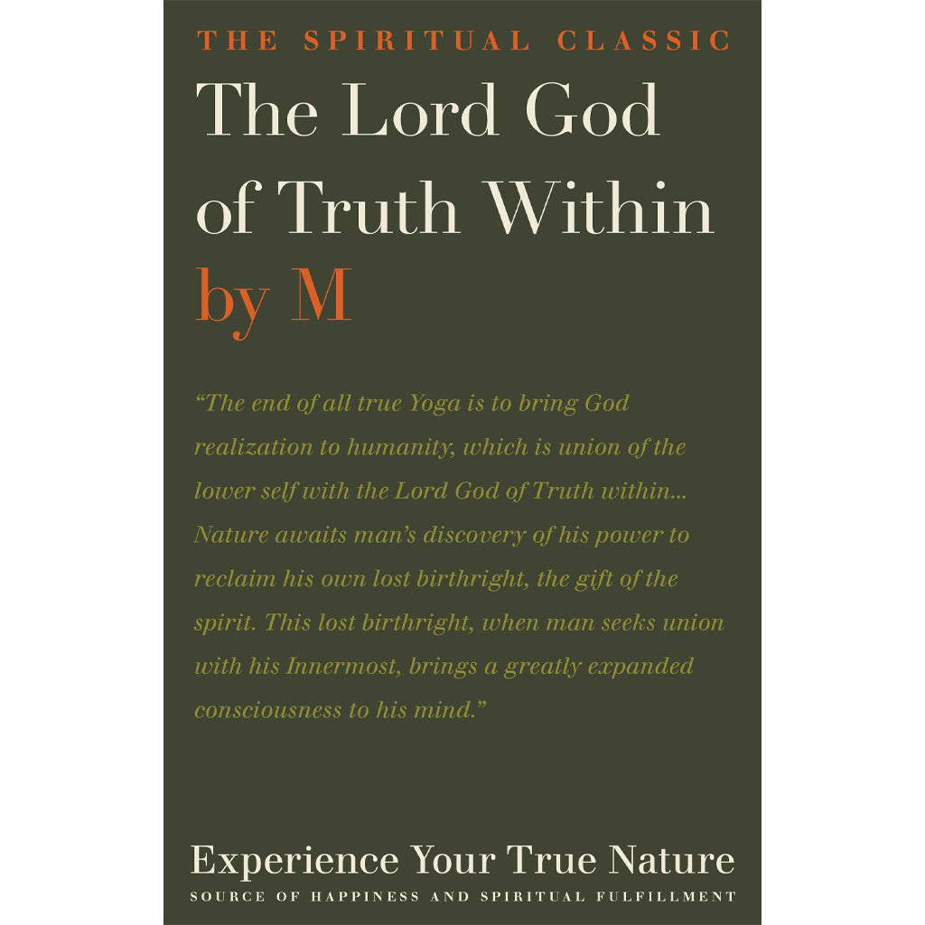 Lord God of Truth Within