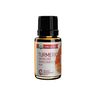 Organic Turmeric Essential Oil