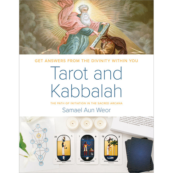 Alchemy and Kabbalah in the Tarot, a book by Samael Aun Weor